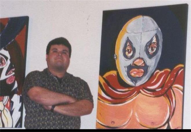 Xavier Garza Xavier Garza Author Artist