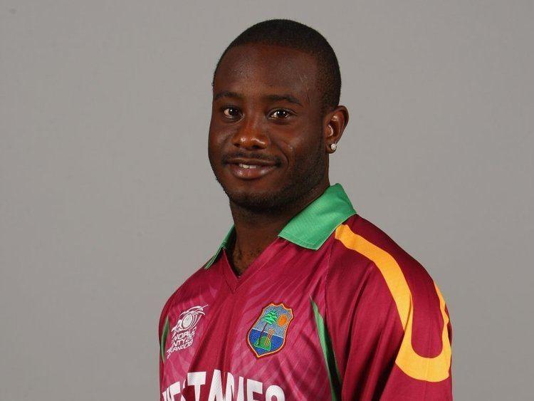 Xavier Marshall (Cricketer) playing cricket