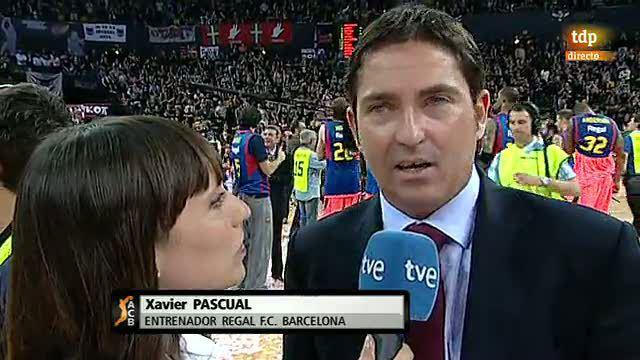 Xavier Pascual Vives Xavi Pascual el otro Guardiola al frente del Barcelona