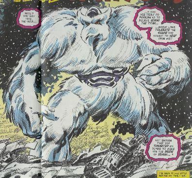 Xemnu Xemnu the Titan Golden Age monster HulkSheHulk foe