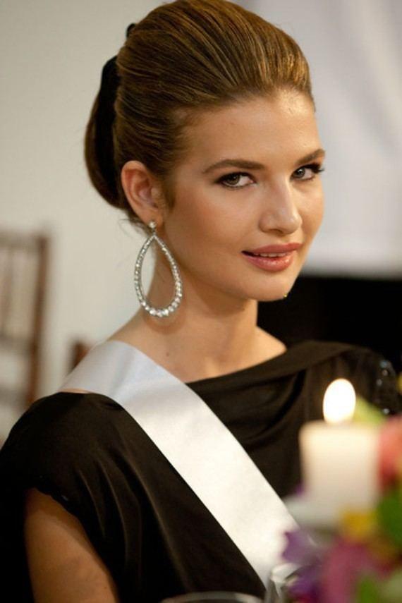 Xhesika Berberi Reaganite Independent ALBANIA Chock Full of Surprises Miss