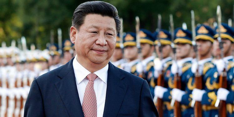Xi Jinping Xi Jinping Battles for a 39Chinese Communist Party 20