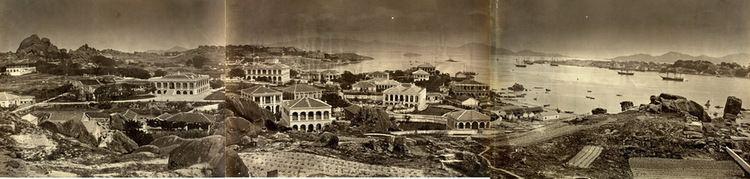 Xiamen in the past, History of Xiamen
