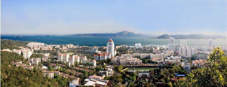 Xiamen Beautiful Landscapes of Xiamen