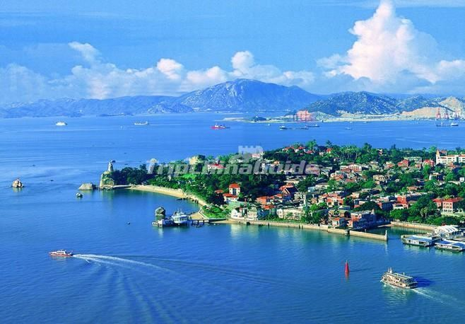 Xiamen Tourist places in Xiamen
