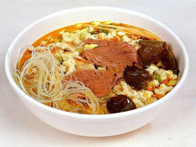 Xian Cuisine of Xian, Popular Food of Xian