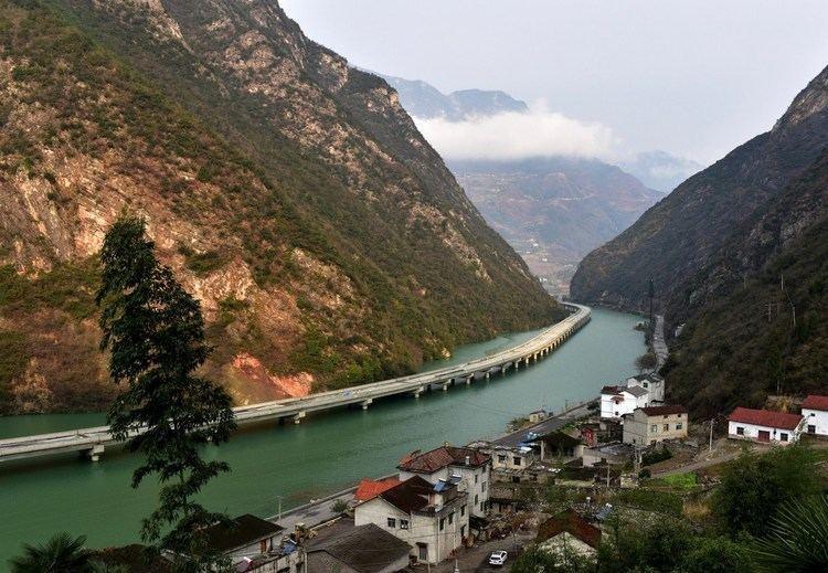 Xingshan County Beautiful Landscapes of Xingshan County
