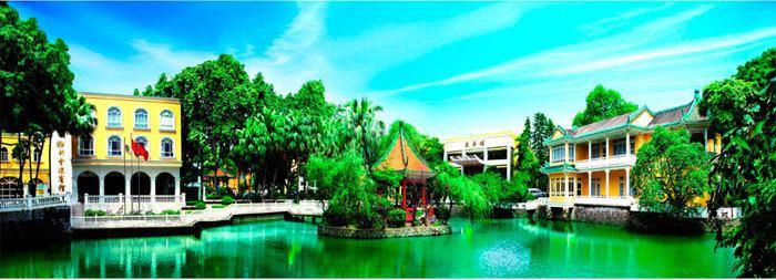 Xinhui District Beautiful Landscapes of Xinhui District