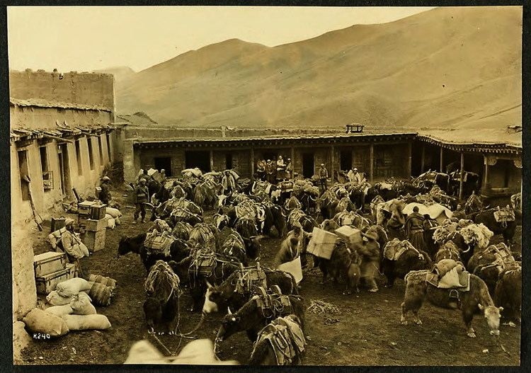 Xining in the past, History of Xining