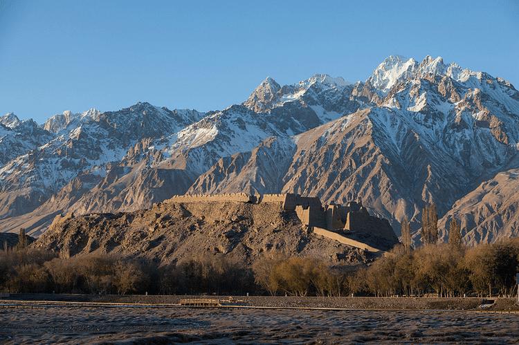 Xinjiang Beautiful Landscapes of Xinjiang