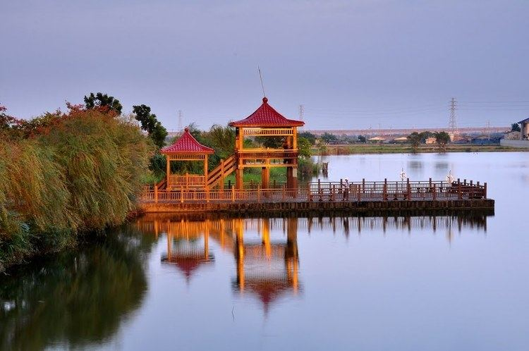 Xinying District Beautiful Landscapes of Xinying District
