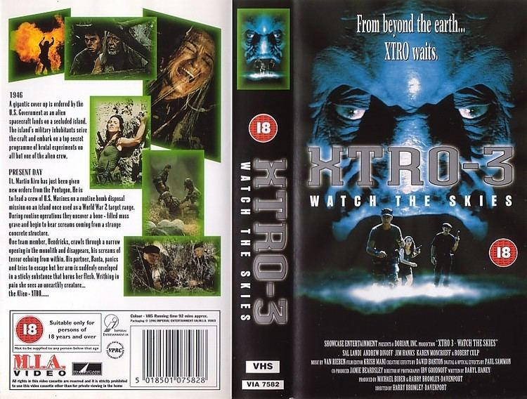 Xtro 3: Watch the Skies Xtro 3 Watch the Skies 1995 Xtro 3 Watch the Skies Images