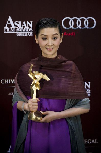 Xu Fan Xu Fan Pictures The 5th Asian Film Awards Zimbio