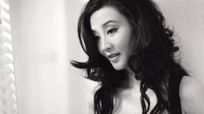 Xu Fan EMgtAftershockltEMgt actress Xu Fan poses for fashion