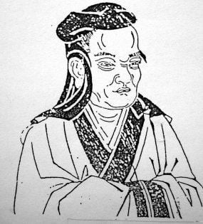 Xu Fu Xu Fu set sail on a quest for the herb Immortality Chinese sop