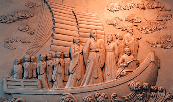 Xu Fu The legendary sailing by Xu Fu to Japan Insight Ningbo