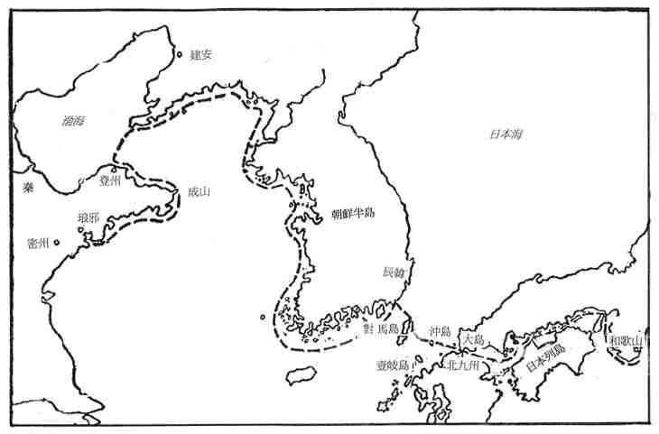 Xu Fu Xu Fus Sailing to Japan