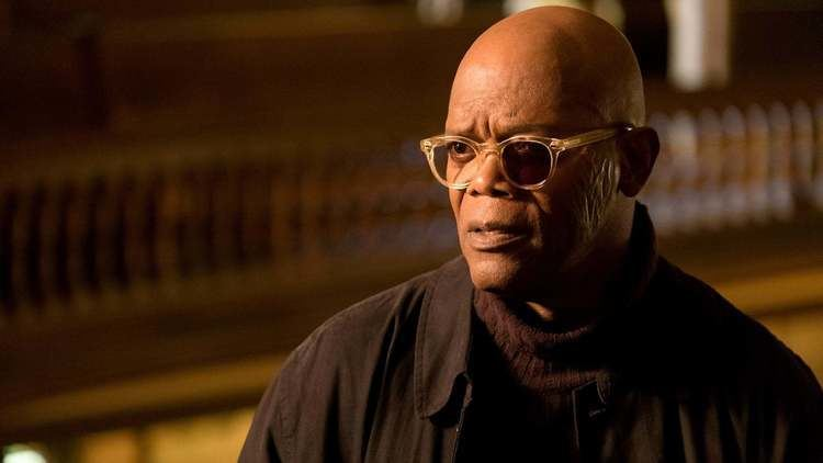 Samuel L. Jackson in a scene from the 2017 movie, XXX: Return of Xander Cage