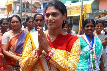 Y. S. Sharmila YS Sharmila Padayatra in Telangana from November 22 YSR