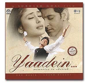 Yaadein (2001 film) Yaadein 2001 film Wikipedia