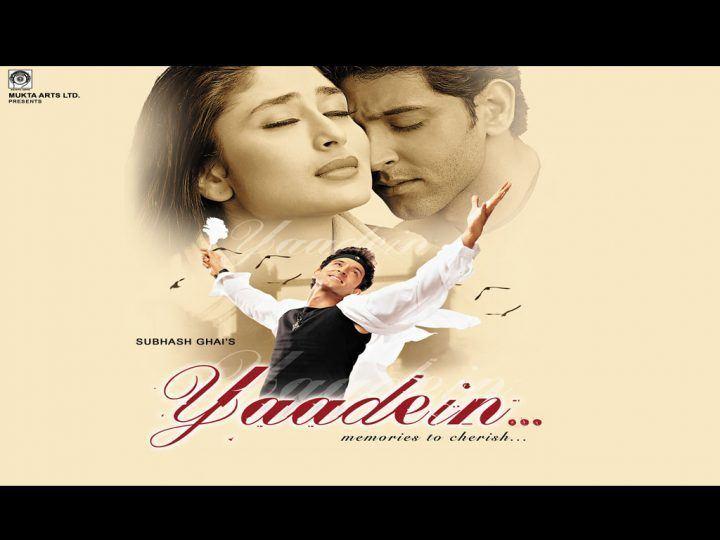 Yaadein (2001 film) Yaadein 2001 Full Hindi Movie Watch Online DVD HD Print Download
