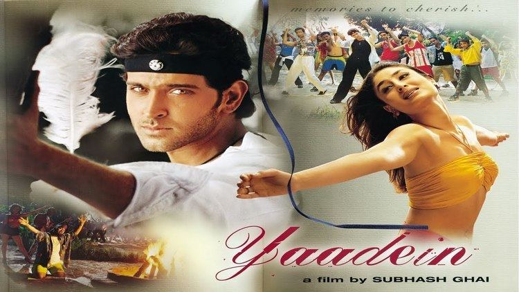 Yaadein (2001 film) Movie Yaadein Official Trailer YouTube