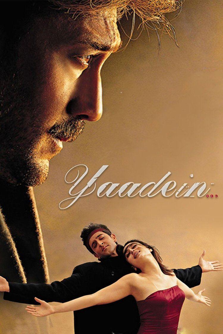 Yaadein (2001 film) wwwgstaticcomtvthumbmovieposters73596p73596