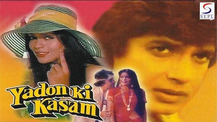 Yaadon Ki Kasam Yadon Ki Kasam Mithun Chakraborty Zeenat Aman 1985 HD YouTube