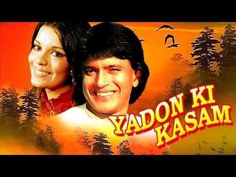 Yaadon Ki Kasam Yadon ki Kasam Full Hindi Movie Mithun
