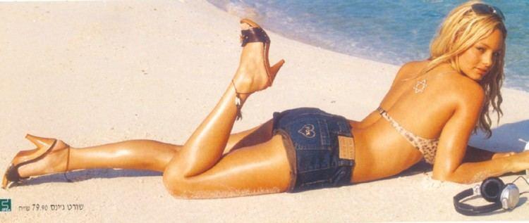 Yael Bar Zohar Israeli Models Top Fashion Models