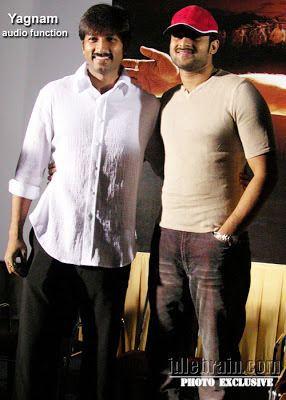 Yagnam (2004 film) PrabhasMyHero Blog Prabhas at Yagnam Audio Launch 662004