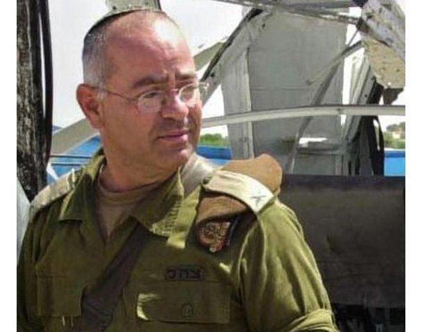 Yair Naveh Israel Matzav Galant appointment withdrawn Naveh serving