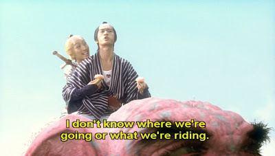 Yaji and Kita: The Midnight Pilgrims Film Experience Blog Mezamashii Travelling Through Space and Time