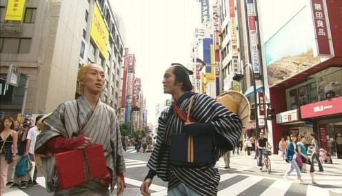 Yaji and Kita: The Midnight Pilgrims films yaoi yuri Planachanlovejapan