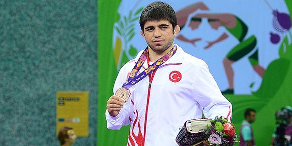 Yakup Gör Yakup Grden bronz madalya geldi NTVSpornet