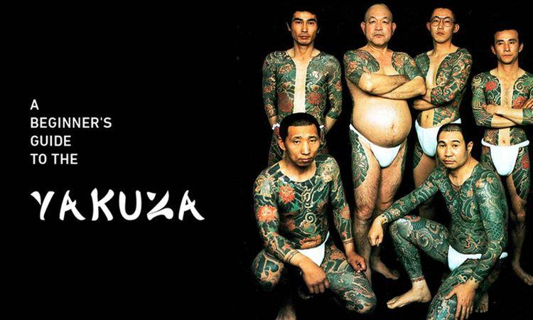 Yakuza A Beginners Guide to the Yakuza Highsnobiety