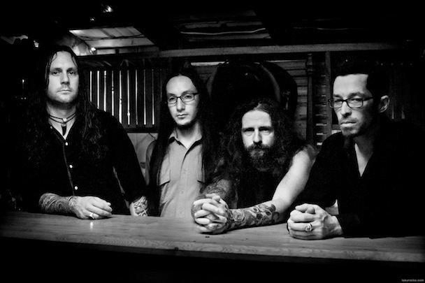 Yakuza (band) Yakuza Fire Temple And Beyond Stereogum Premiere Stereogum