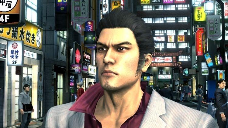 Yakuza (video game) 17 Best images about Yakuza video game on Pinterest Box art
