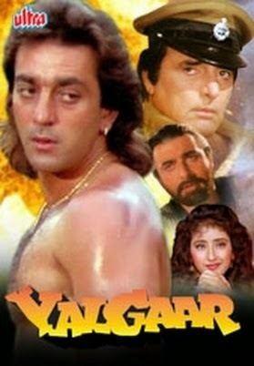 Yalgaar (1992 film) Yalgaar 1992 Hindi Movie 400MB WebHD ESubs WorldFree4uCom
