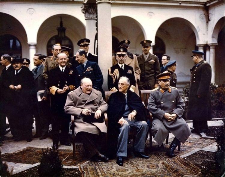 Yalta Conference httpsuploadwikimediaorgwikipediacommons11