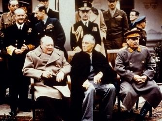 Yalta Conference Yalta Conference World War II HISTORYcom