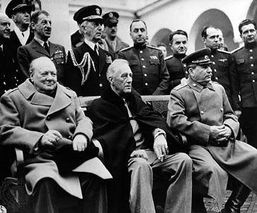 Yalta Conference Yalta Conference World War II Britannicacom