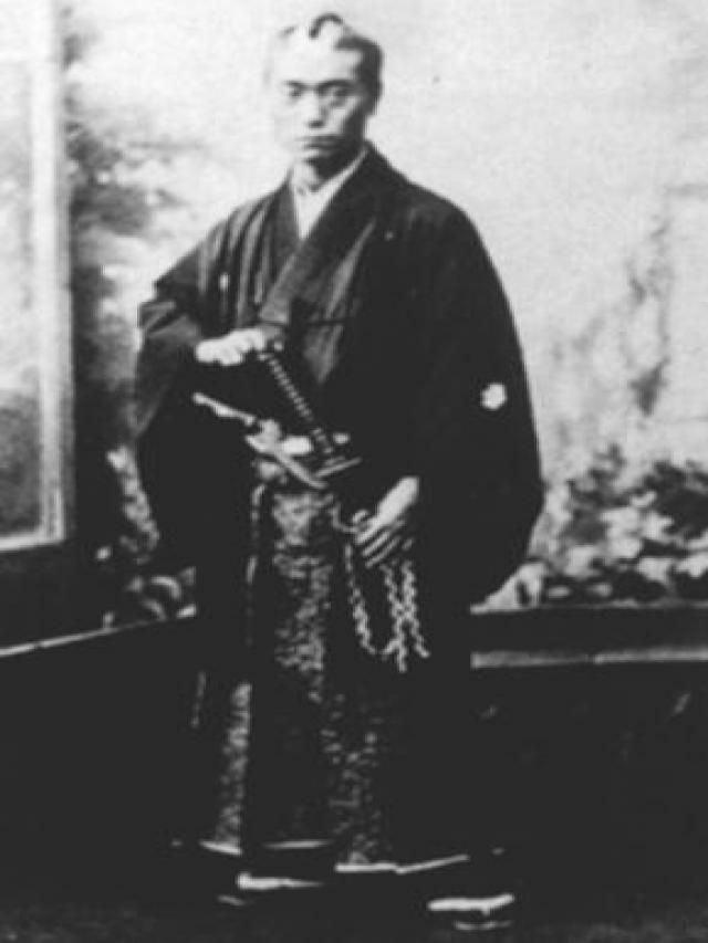 Yamanami Keisuke Yamanami Keisuke 1833 March 20 1865 was a