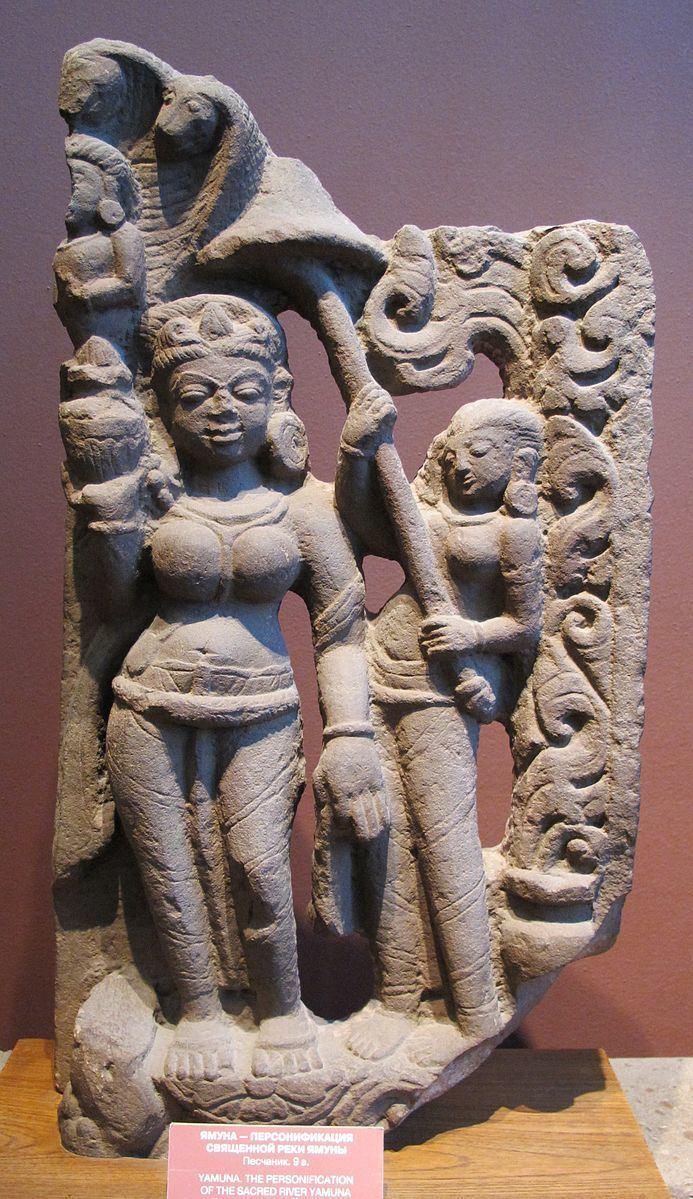 Yamuna in Hinduism