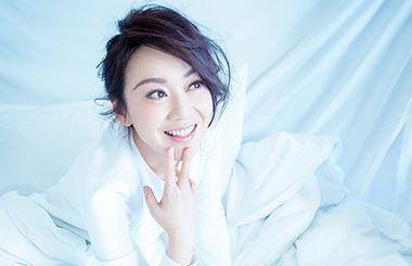 Yan Ni Actress Yan Ni releases fresh style shots1 Chinadailycomcn