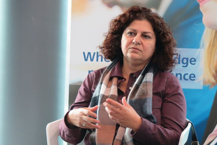 Yanar Mohammed Executive Conversation with Ms Yanar Mohammed GCSP