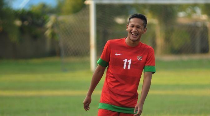 Yandi Munawar Yandi Sofyan Targetkan Emas di SEA Games Terakhir Bola Liputan6com