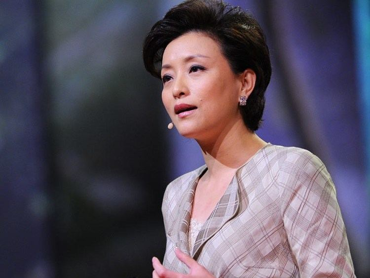 Yang Lan Yang Lan The generation that39s remaking China TED Talk
