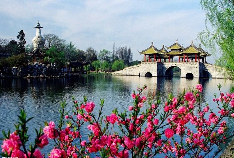 Yangzhou Tourist places in Yangzhou