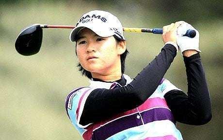 Yani Tseng Yani Tseng39s faltering British Open victory shows she is